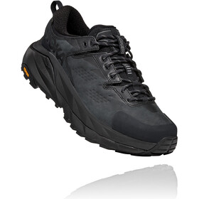Hoka One One Kaha GTX Low Shoes Men, black/charcoal gray